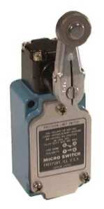 Honeywell Micro Switch 1ls131 Enclosed Limit Switch Side Actuator Spdt