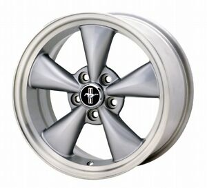 Ford Performance 2005 2014 Mustang Gt Silver Wheel M 1007 T178s