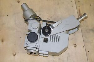 Olympus Tokyo Stereo Zoom Microscope F 200 201022 G10x Surgical Microscope