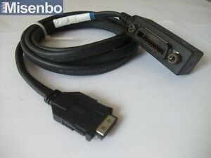 National Instruments Ni 186557a 02 Pcmcia gpib Latching Cable 2m