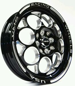 Two 88 05 Honda Civic 15x3 5 Black Modulo Wheels 4x100 114 3 Offset 10 Race Rims