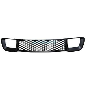 New 2014 2016 Fits Jeep Grand Cherokee Front Bumper Grille Black Ch1036128c Capa