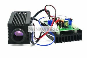 Focusable 1 6w 1600mw 808nm Infrared Laser Diode Ir Dot Module 12v W Ttl 20khz
