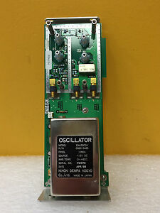 Hp Agilent 08751 69513 08751 66513 Board Assembly 0960 0465 Oscillator