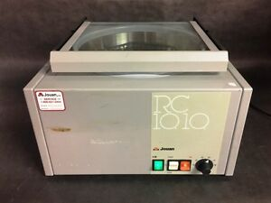 Jouan Rc10 10 Heated Centrifuge W Rotor Rc1010