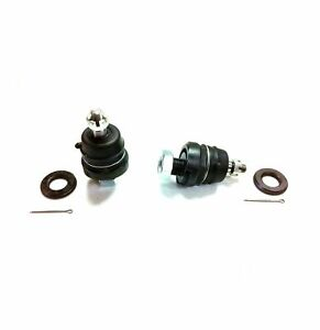 2 Pcs Front Upper Ball Joints