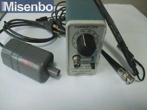 Tektronix Type 134 Current Probe Amplifier With Tektronix P6022 Current Probe