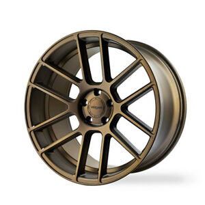 20 Velgen Vmb6 Bronze Concave Wheels Rims Fits Bmw F30 320 328 335 Sedan