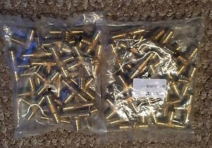 50 1 2 Pex Brass Crimp On Tees Fittings Fast Free Shipping Lead free