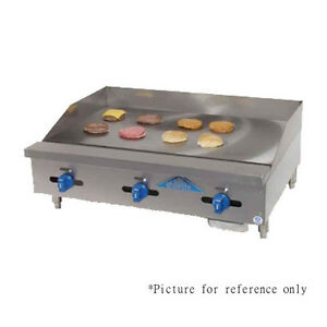 Comstock Castle Fhp60 60 60 Countertop Gas Griddle