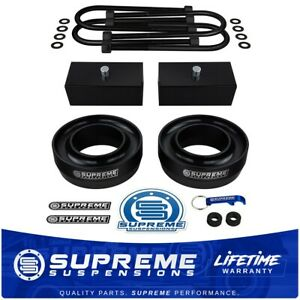 1997 2003 Ford F150 2wd 4x2 3 Front 2 Rear Full Leveling Lift Kit Billet