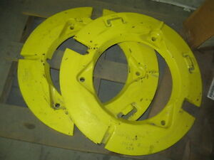 2 John Deere Rear Wheel Weights Part L28228 price Is For Each