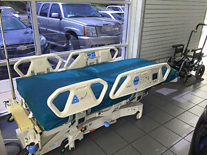 Hill rom Totalcare Intensive Care Unit Bed And Mattress
