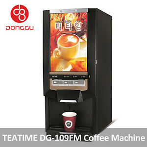 Teatime Dg 109fm 109f3m Automatic Mini Vending Machine Coffee Maker_220v