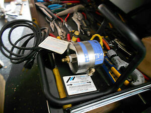 Mongoose Thruster Small Appliance Refrigerant Recovery System Ships Free