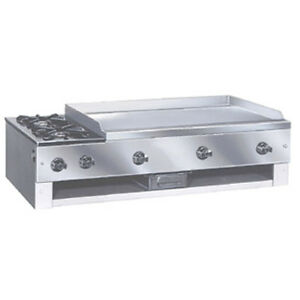 Comstock Castle 10201 30 Countertop Gas Griddle hotplate 48 000 Btu