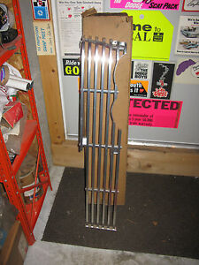 Nos Mopar After Market 1958 Plymouth Right Grille