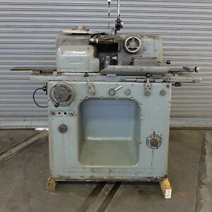 7 X 12 Landis Plain Cylindrical Grinder Model 4h