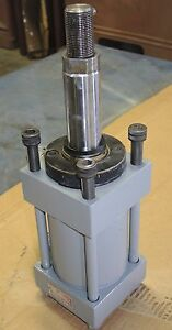 Parker Hydraulic Cylinder 4 Bore X 3 Stroke 3000 Psi Series 2h