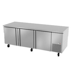 Fagor Swr 93 93 Undercounter Work Top Refrigerated Counter 26 5 Cu Ft