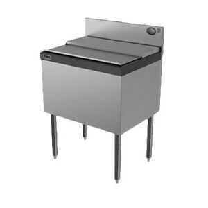 Perlick Tsd24ic10 24 Underbar Modular Ice Bin Cocktail Unit With Cold Plate