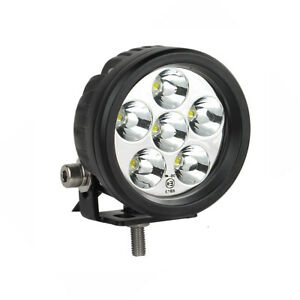 3 5 18w Round Led Work Light Pod Spot Driving Fog Roof Lamp Offroad Motorcycle