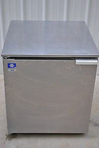 Mccall F 6e Under Counter Freezer
