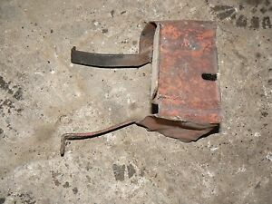 Farmall A Super A 100 130 Tractor Pto Shield