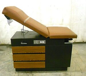 Enochs Medical Exam Table 7 Amp 125 Vac 60 Hz