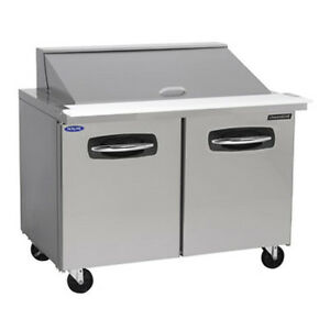 Norlake Nlsmp36 15 Advantedge Mega Top Sandwich salad Refrigerated Counter