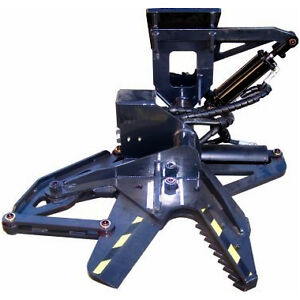 Tb 1000 Skid Steer Tree Shear Attachment For Bobcat Kubota And More