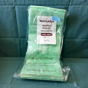 Blood Pressure Flexiport Ecocuff Welch Allyn Adult Bag Of 20