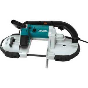 Makita 2107fz 6 5 Amp Portable Band Saw With L e d Light No Lock on New