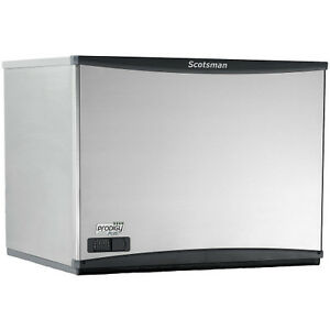 Scotsman C0330sw 1 Cube style Prodigy Plus Ice Maker 400 Lb Production A Day