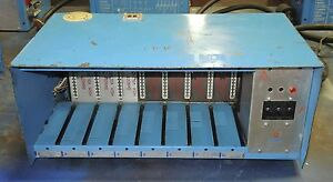 Dme Hot Runner Control Mainframe box Only 8 Zone Mfp 8 g