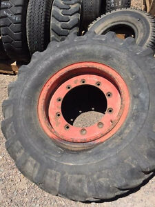 Lull Tractor Rim 10 Hole Lull Rim Takes A 14 00 24 Tire