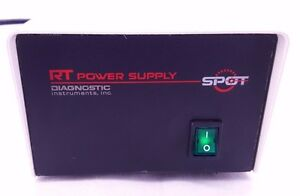 Diagnostic Instruments Spot Rtps in Power Supply 2 3 1 Camera For Microscope