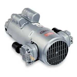Piston Air Compressor 1hp 115 230v 1ph Gast 6hca 12 m616nex