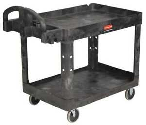 Utility Cart Fg452088bla Rubbermaid