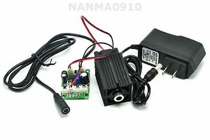 Focusable 200mw 980nm Infrared Ir Laser Diode Module Dot W 12v Ac Adapter