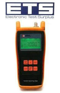 New Flag Opm200a Handheld Fiber Optic Power Meter Opm 200a