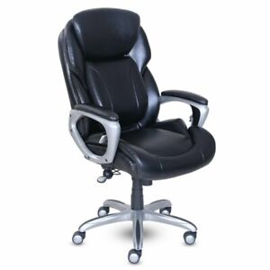 Serta At Home My Fit Executive Office Chair With Tailored Reach