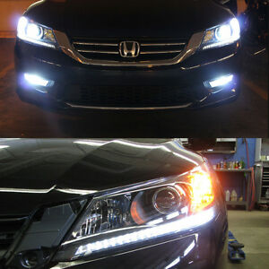 Bright Switchback Drl Parking Signal Led Resistors For 2013 2015 Accord Sedan