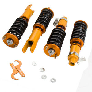 Coilover Suspensions For Honda Civic 1992 2000 Acura Integra Coil Springs