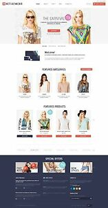 Ecommerce Online Store Website With Free Hosting