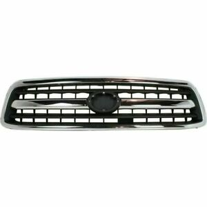 New Grille For Toyota Tundra 2000 2002 To1200223