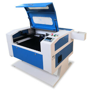 Reci W2 100w Co2 Usb Laser Engraving Cutting Machine Laser Engraver 700x500mm