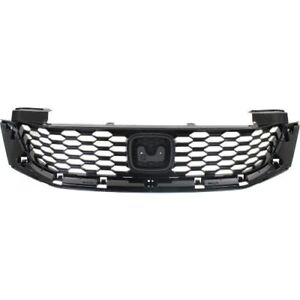 New Grille For Honda Accord 2013 2015 Ho1200217