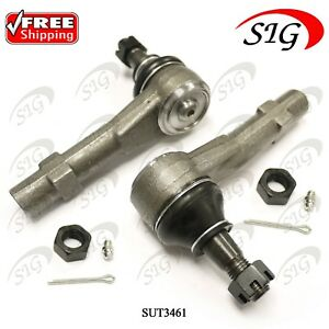 2 Jpn Outer Tie Rod Ends For Ford Explorer 1998 2002 2003 Same Day Shipping