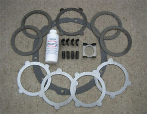 8 9 Inch Ford Traction Lock Posi Clutch Rebuild Kit